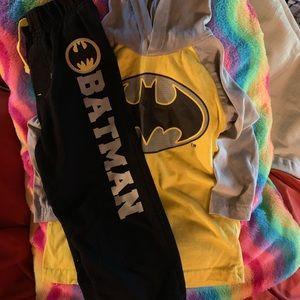 Boys shirt/pants set